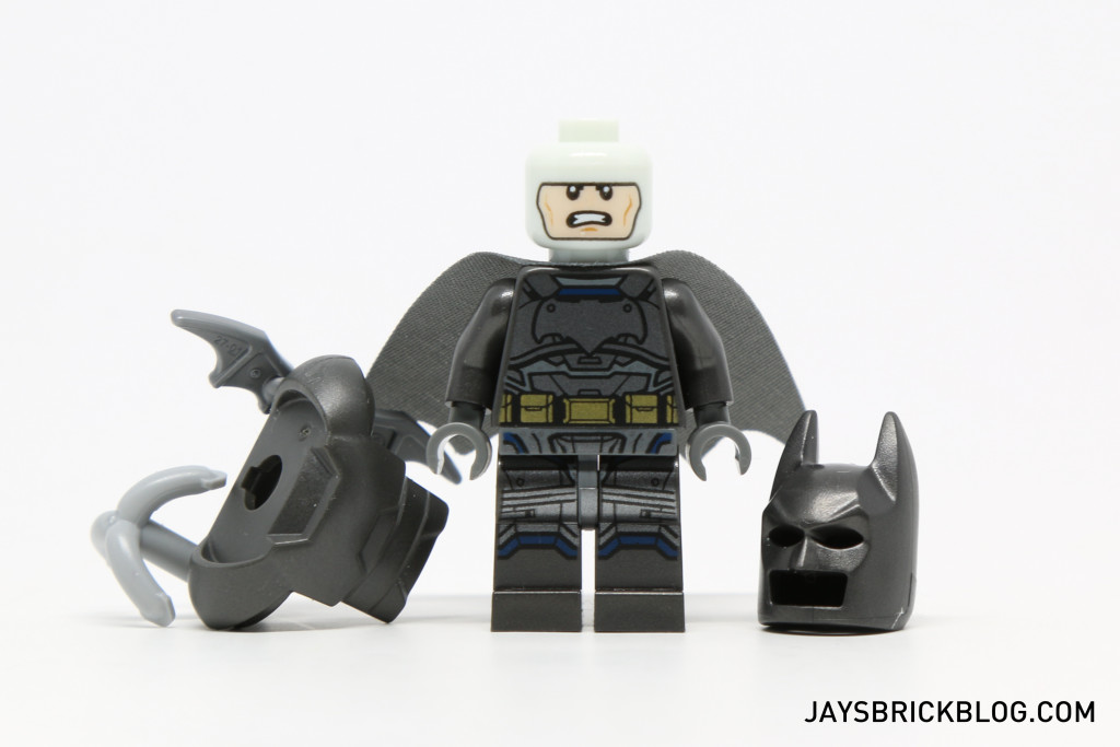 LEGO 76044 Clash of the Heroes - Batman Minifig Torso Printing