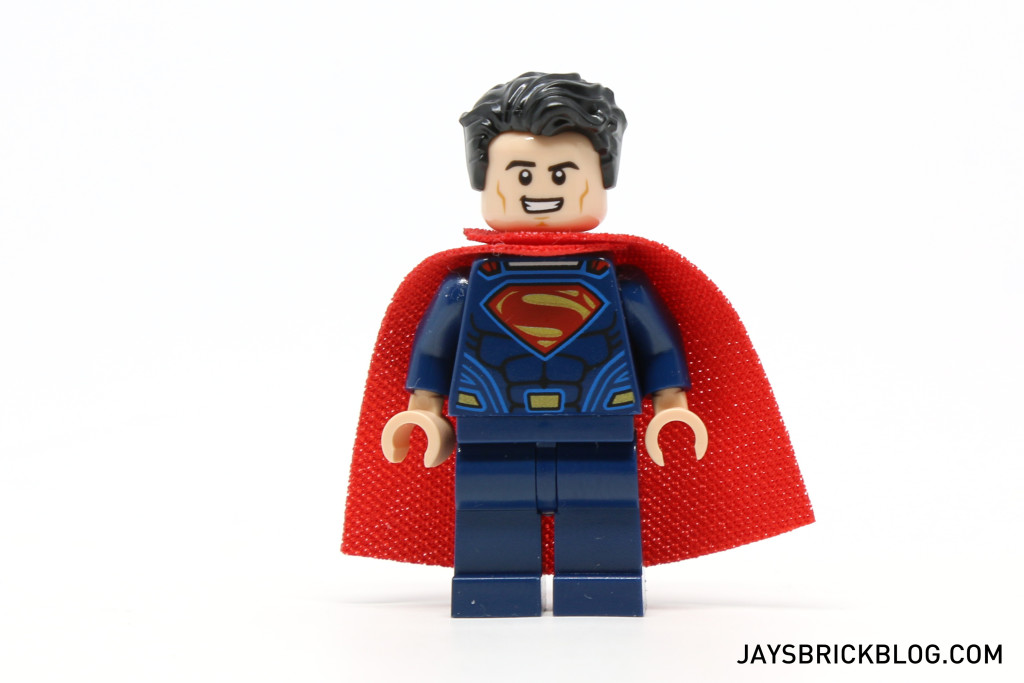 LEGO 76044 Clash of the Heroes - Superman Minifigure