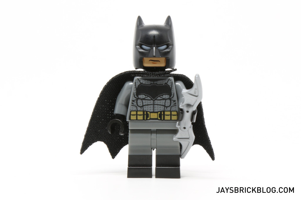 Batman Minifigure Batman v Superman