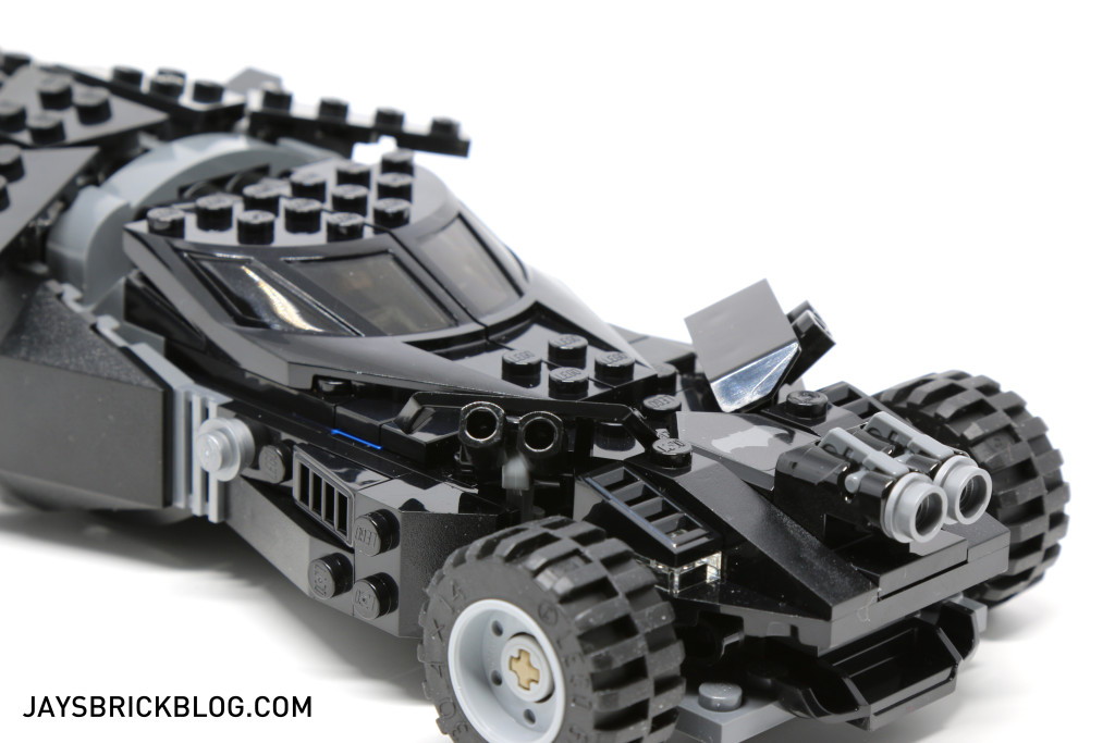 LEGO 76045 Kryptonite Interception - Batmobile Front Blasters