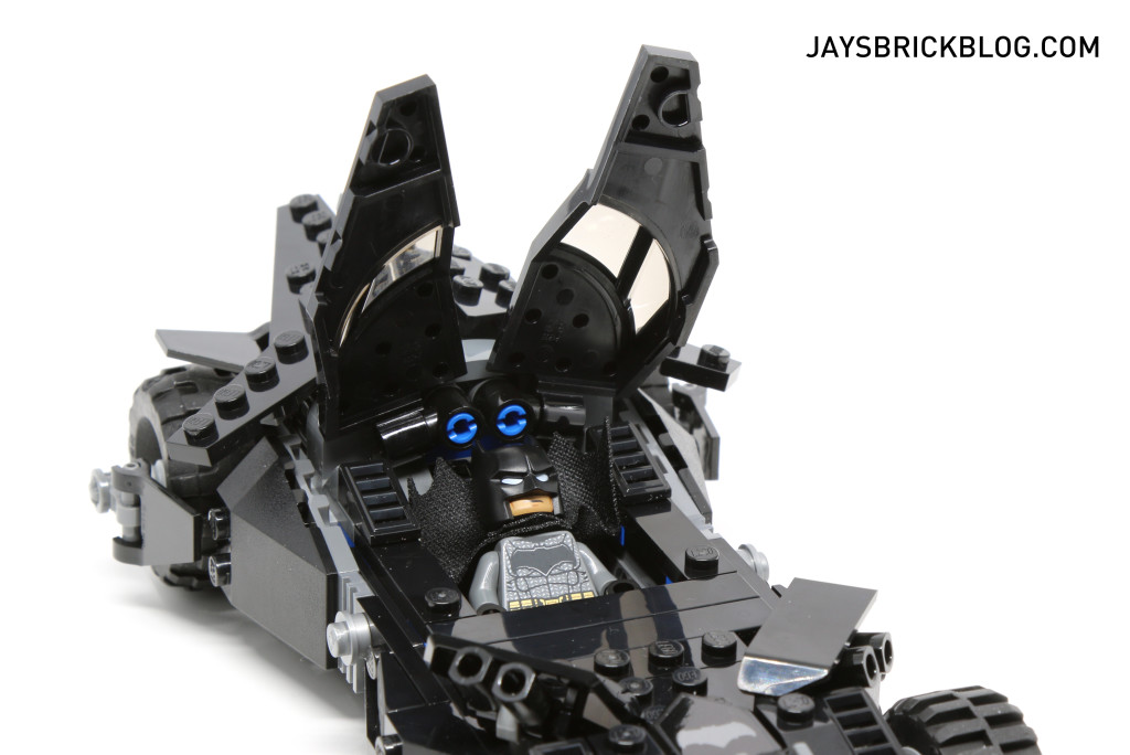 LEGO 76045 Kryptonite Interception - Batmobile Open Cockpit