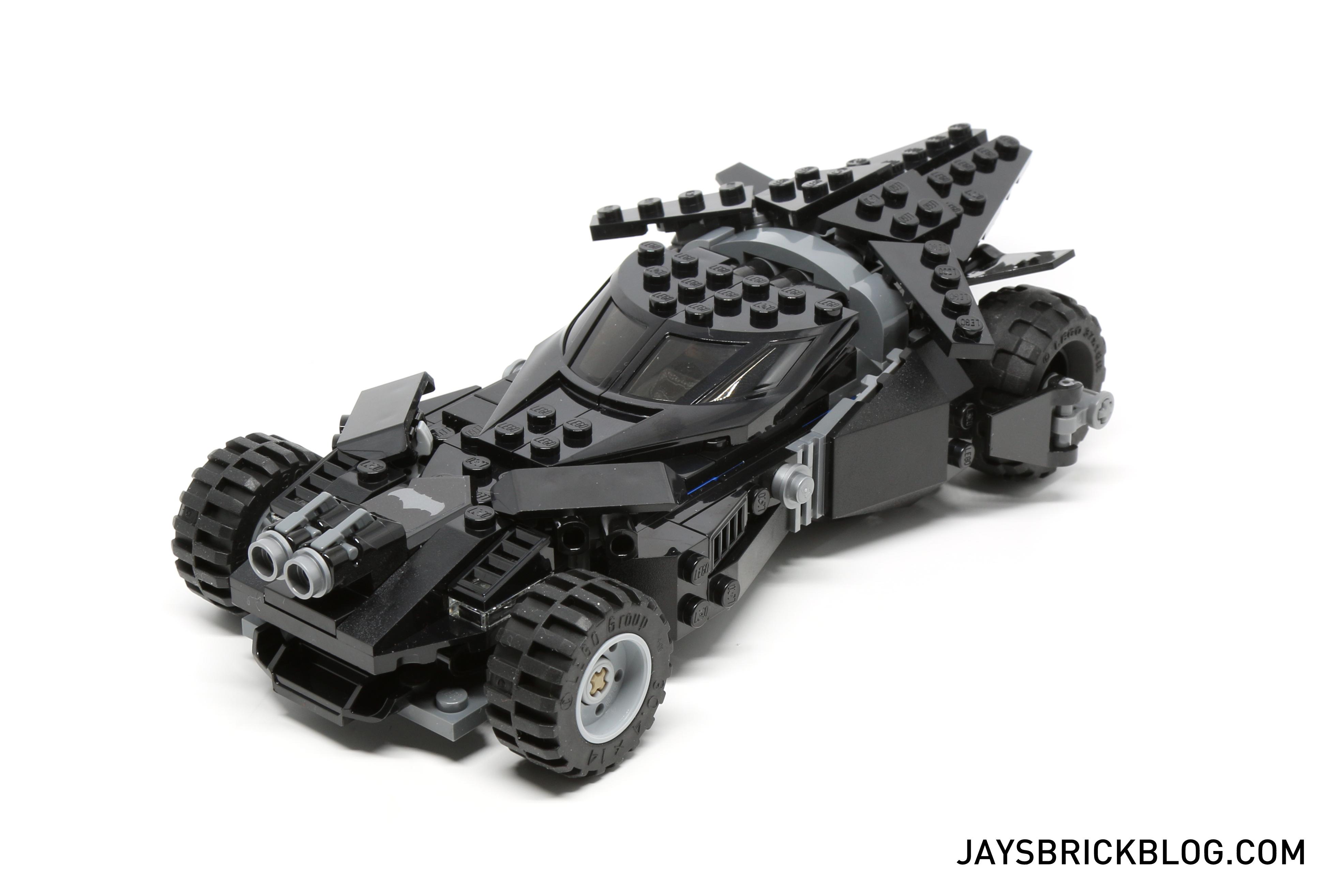 review lego 76045 kryptonite interception. Black Bedroom Furniture Sets. Home Design Ideas