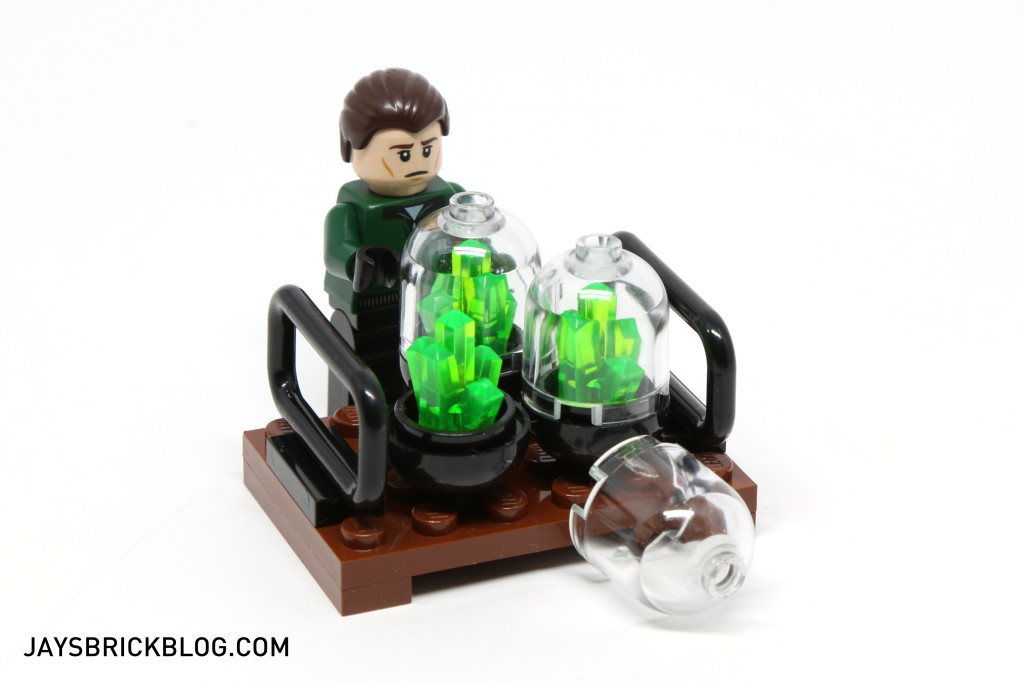 LEGO 76045 Kryptonite Interception - Kryptonite