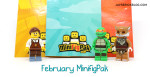 LEGO Minifigpak February Review