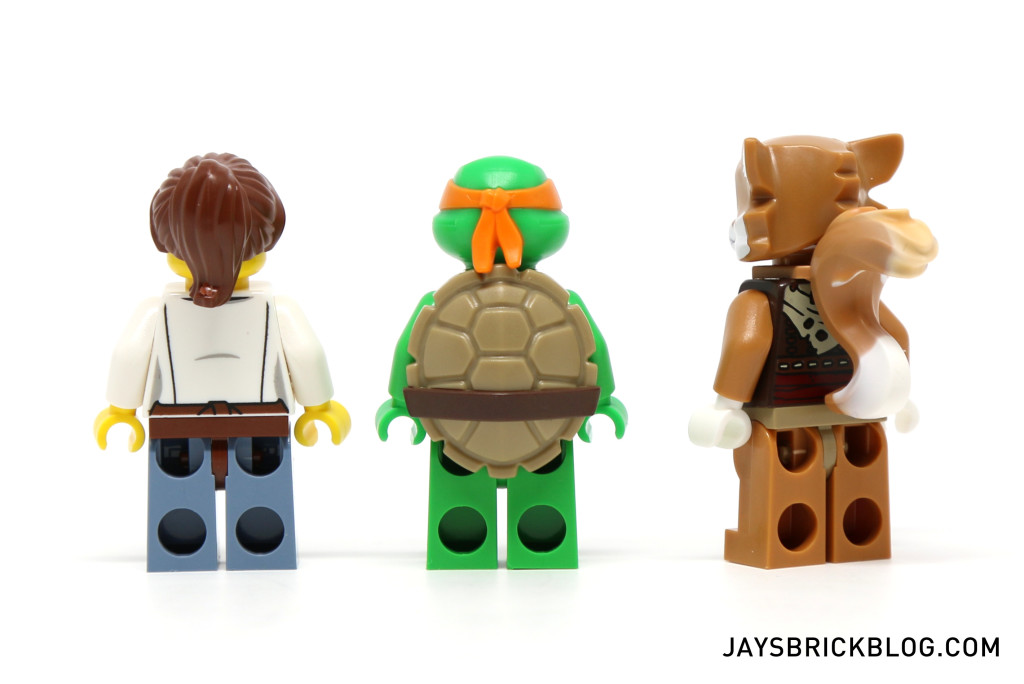 LEGO Minifigpak February Review - Minifigs Back