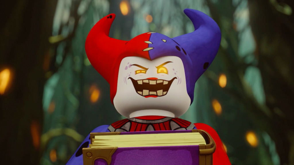LEGO Nexo Knights Jestro