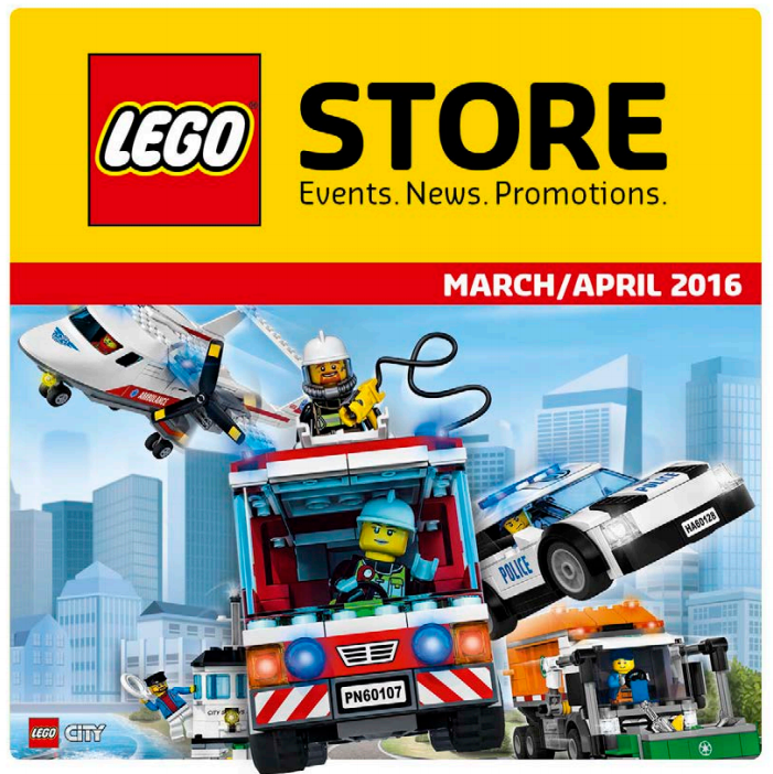Upcoming lego polybags promos for australia classic mr freeze lego uk store calendar march april 2016 negle Gallery