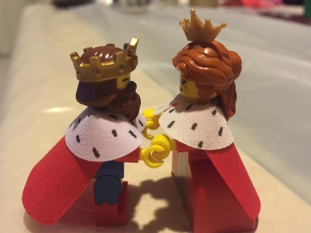 LEGO Valentines Day 2016 - Arthur H