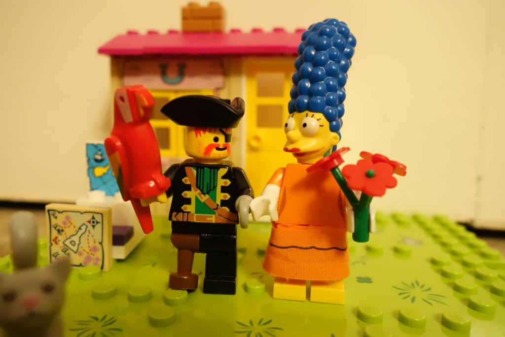 LEGO Valentines Day 2016 - Debby C