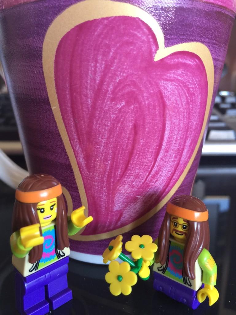LEGO Valentines Day 2016 - Donnemo