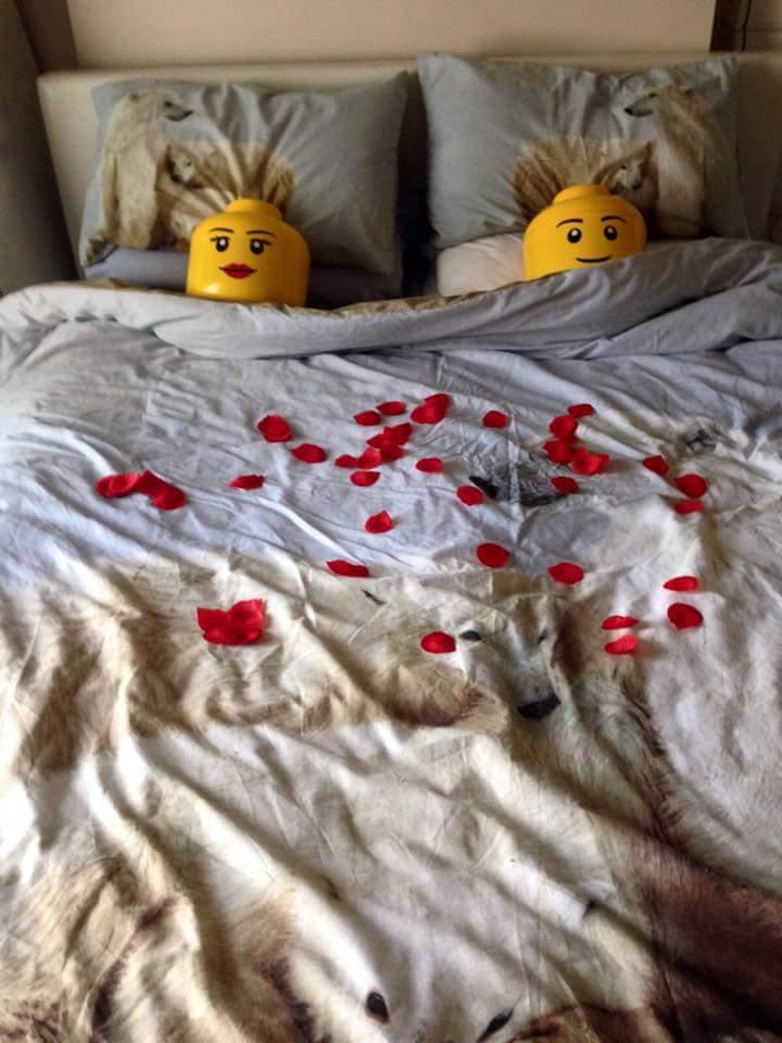 LEGO Valentines Day 2016 - John C