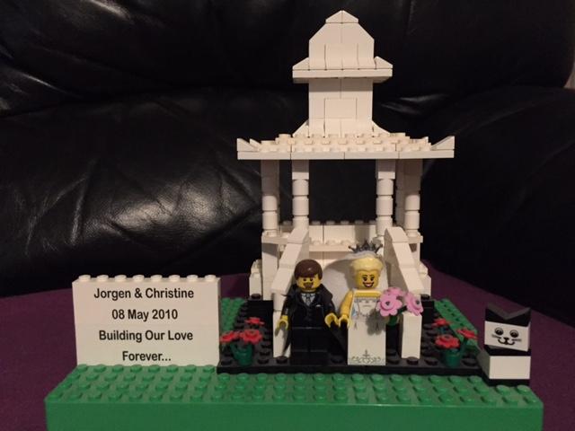 LEGO Valentines Day 2016 - Jorgen F