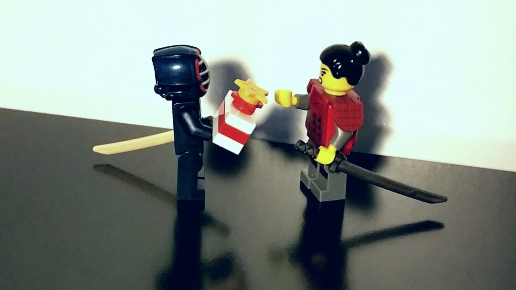 LEGO Valentines Day 2016 - Kanaka S