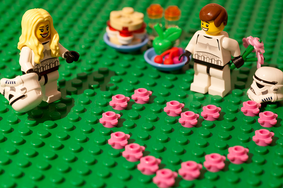 LEGO Valentines Day 2016 - Ken C - Stormtrooper Love