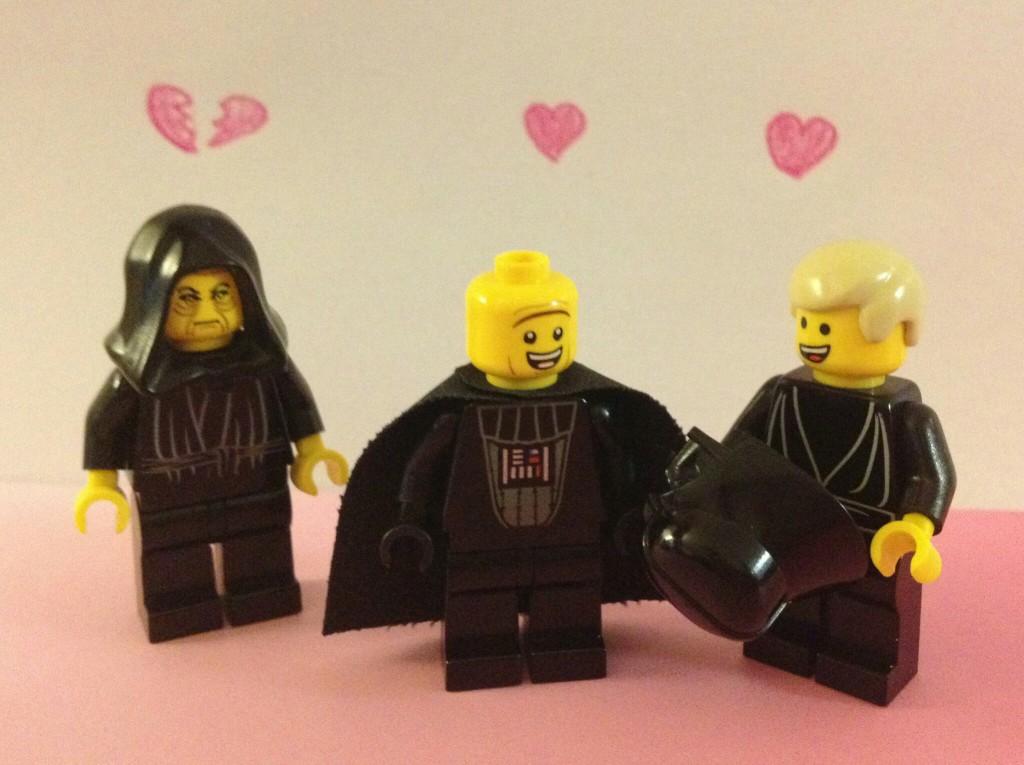 LEGO Valentines Day 2016 - Matt M
