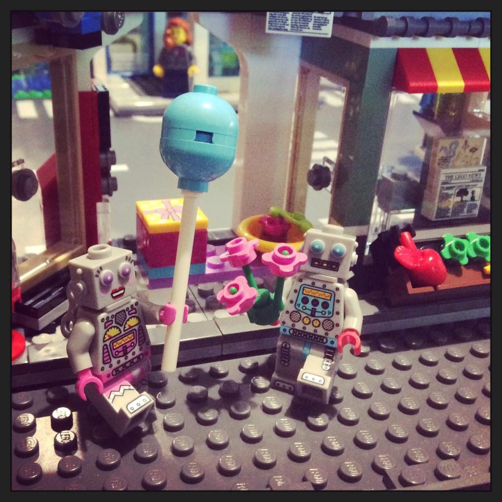 LEGO Valentines Day 2016 - Matthew S