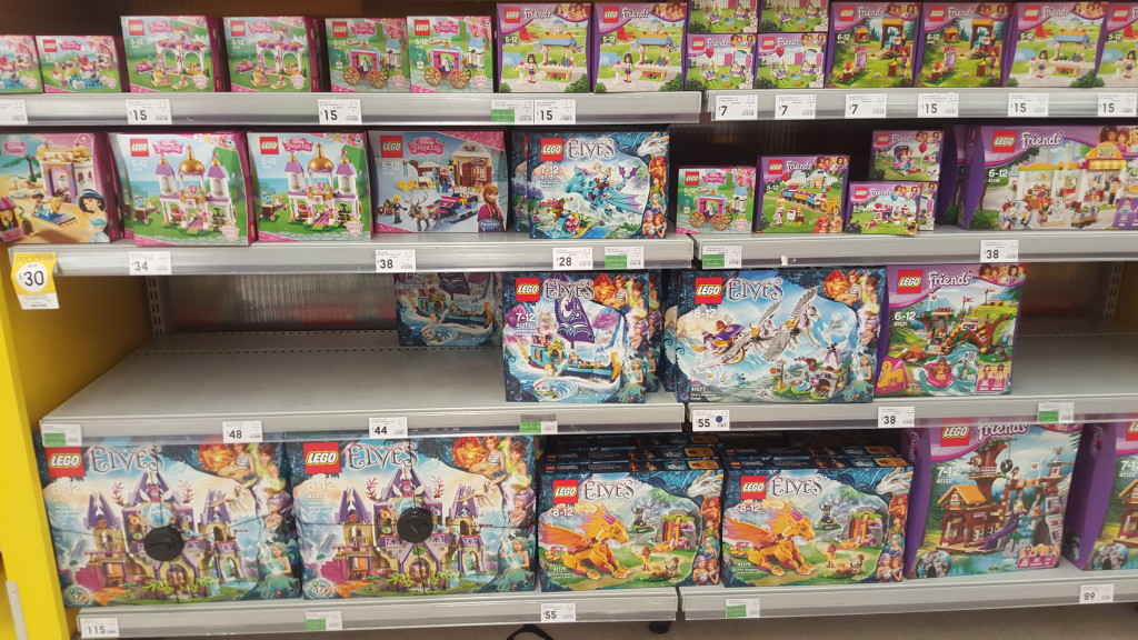 New LEGO Elves - Kmart