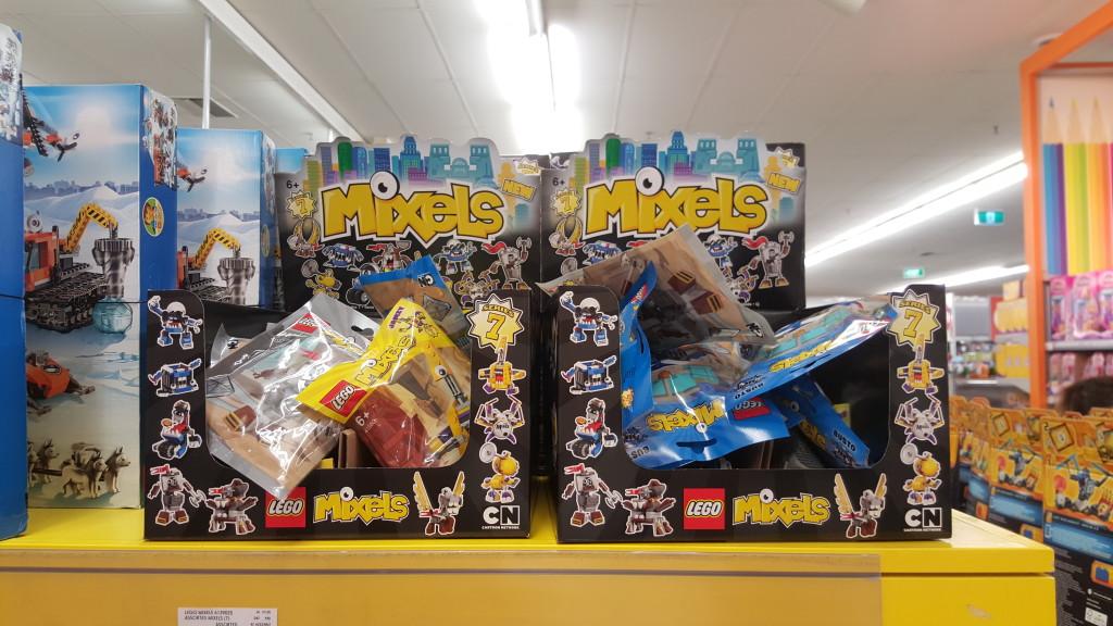 New LEGO Mixels Series 7 - Kmart