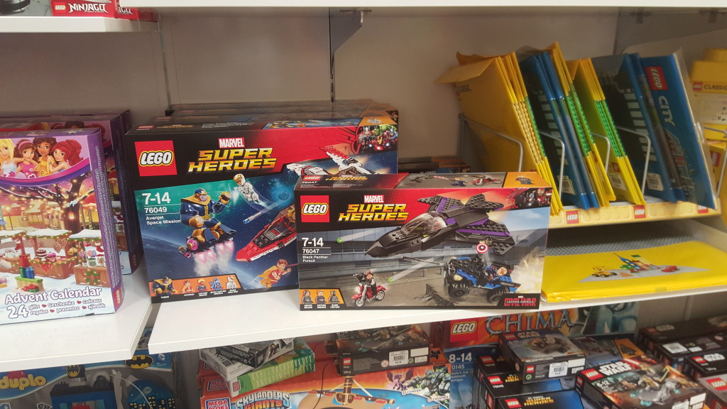 New Marvel Civil War Set - Myer