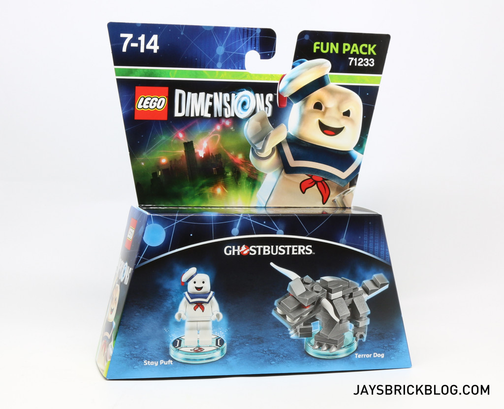 71233 LEGO Dimensions Stay Puft - Box