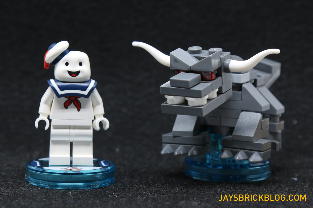 71233 LEGO Dimensions Stay Puft Fun Pack