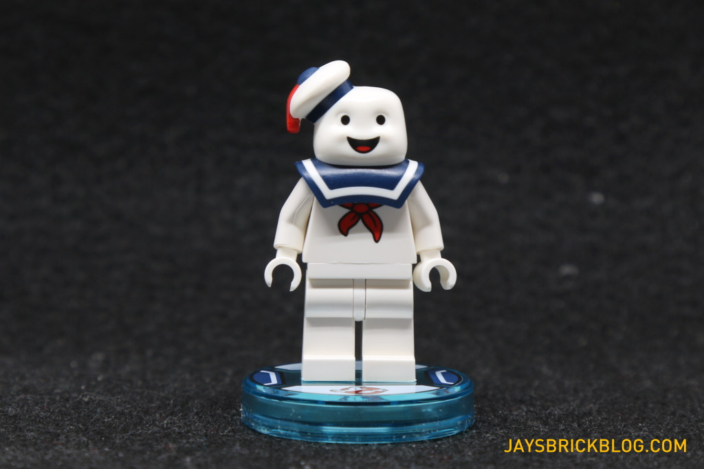 71233 LEGO Dimensions Stay Puft Marshmallow Man Minifigure