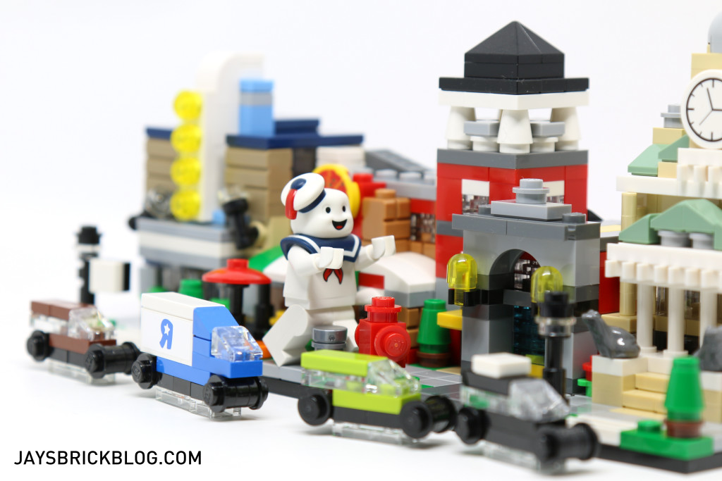 71233 LEGO Dimensions Stay Puft - Terrorising City