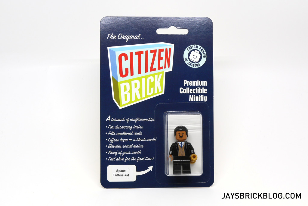 Citizen Brick Space Enthusiast - Packaging