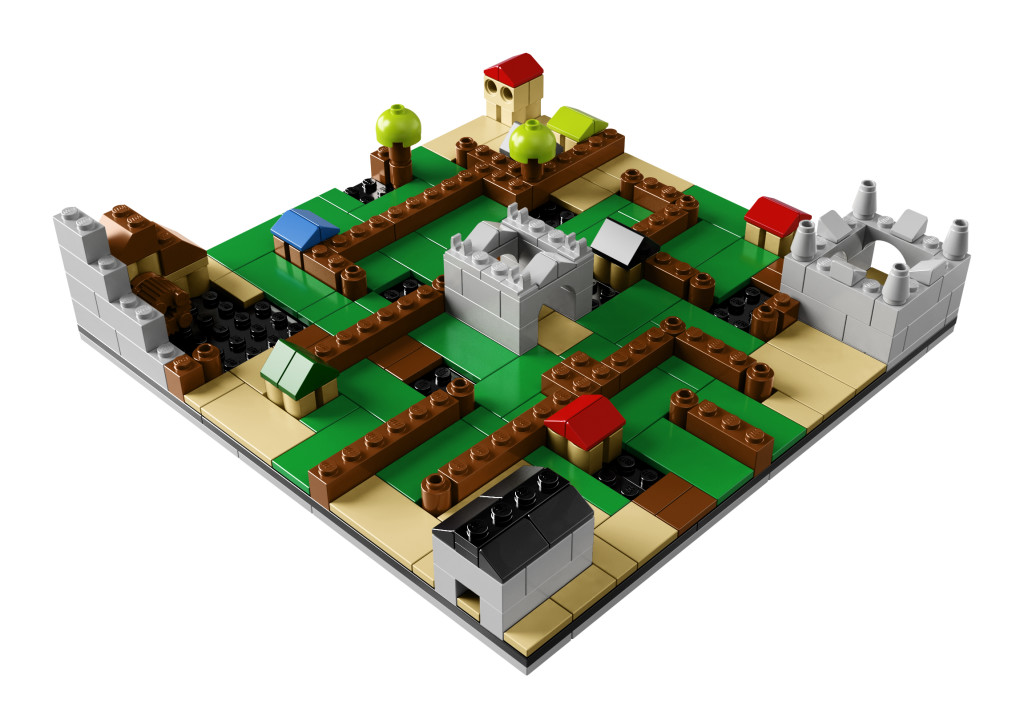 LEGO 21305 Ideas Maze Alternate Build
