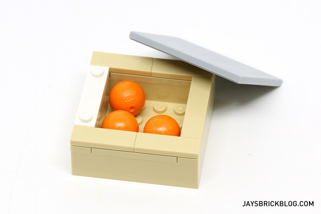 LEGO 21305 Ideas Maze - Ball Containers