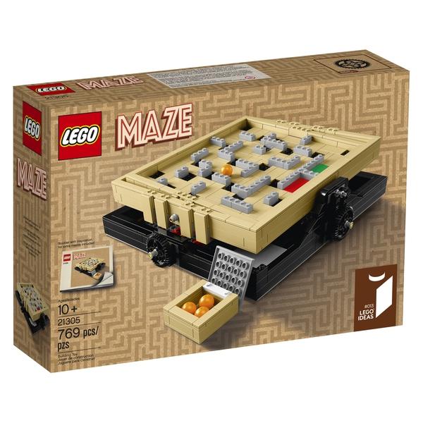 LEGO 21305 Ideas Maze Box
