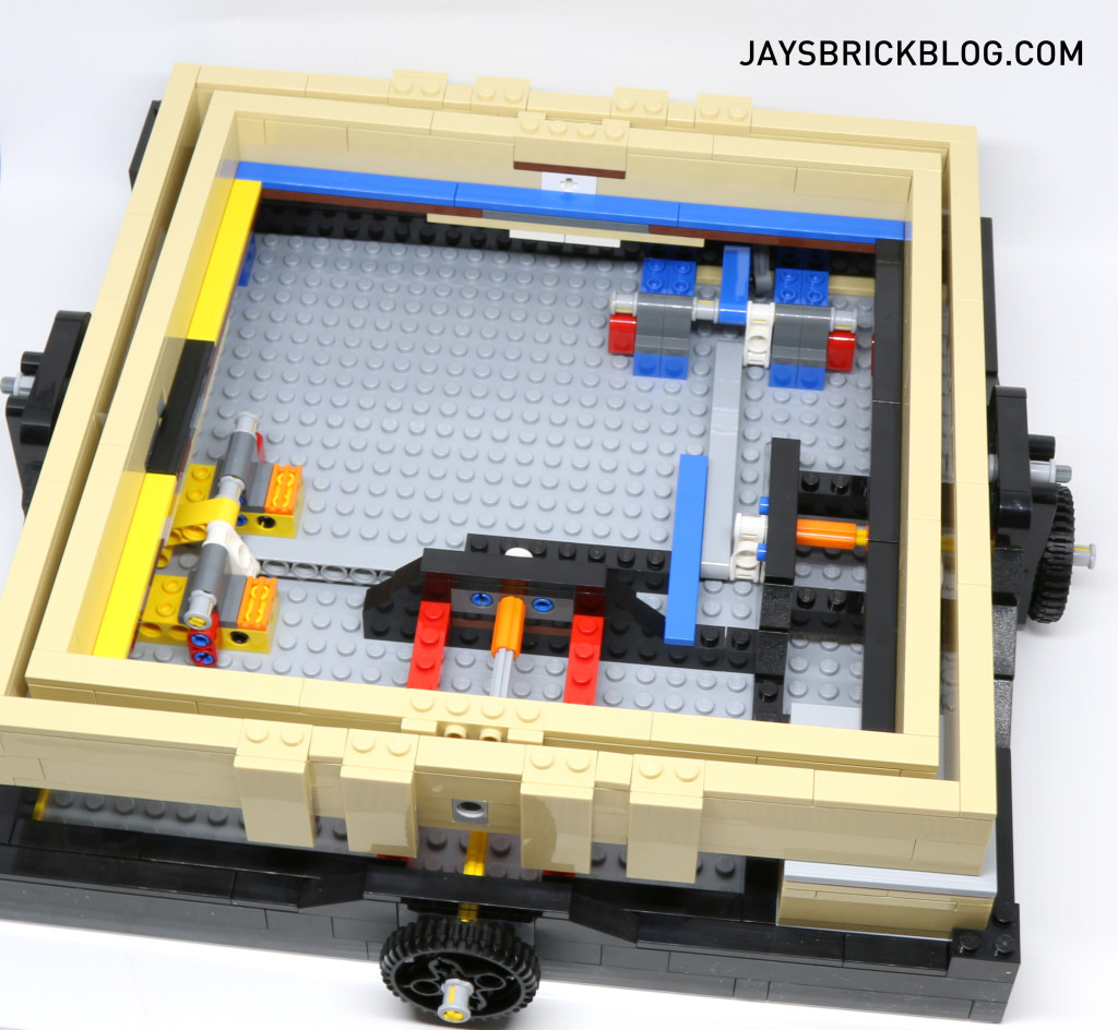 LEGO 21305 Ideas Maze - Build Progress Frame