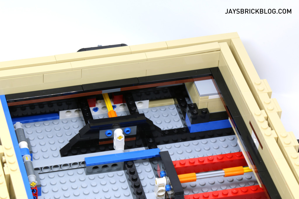 LEGO 21305 Ideas Maze - Interiors Technic