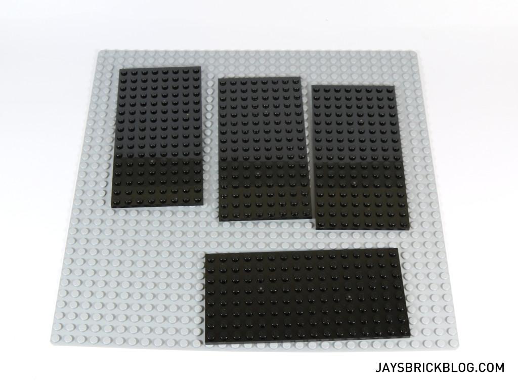 LEGO 21305 Ideas Maze - Light Bluish Grey Baseplate