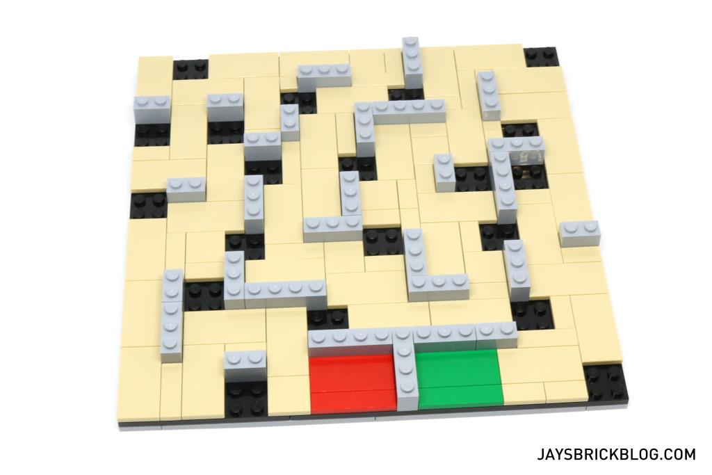 LEGO 21305 Ideas Maze - Maze Plate