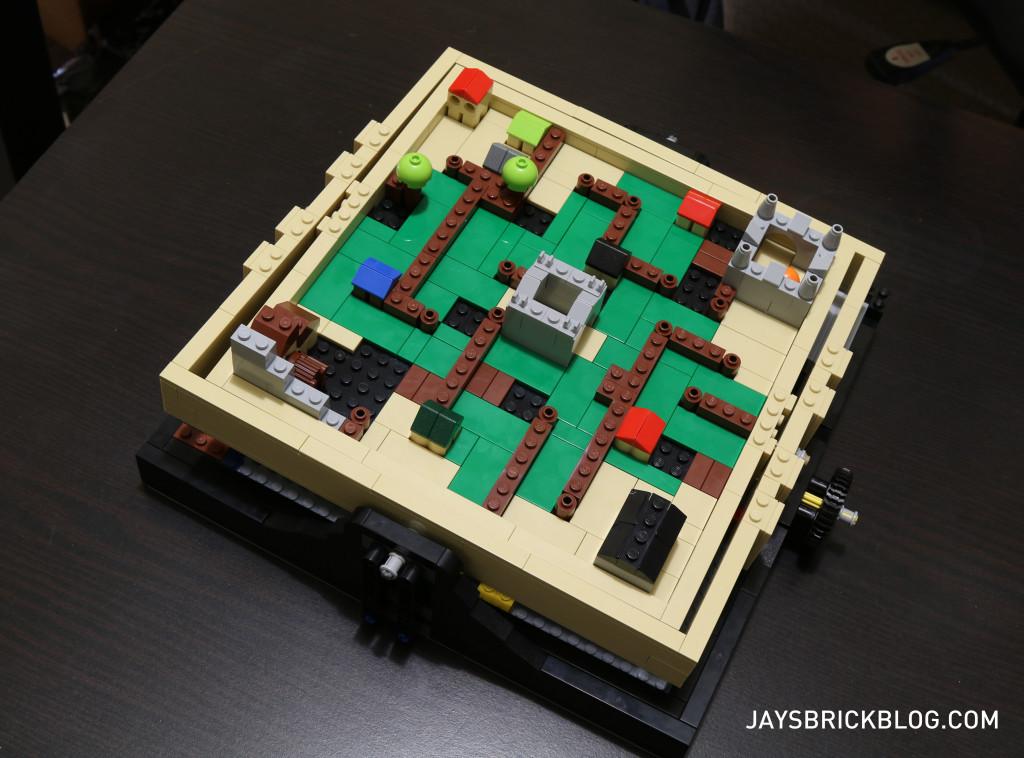 LEGO 21305 Ideas Maze - Medieval Maze