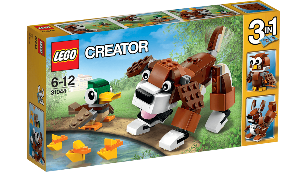 LEGO 31044 Park Animals
