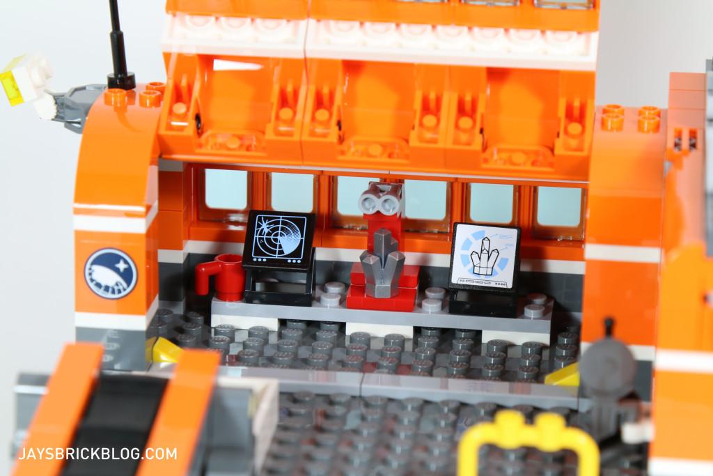 LEGO 60036 Arctic Base Camp - Laboratory