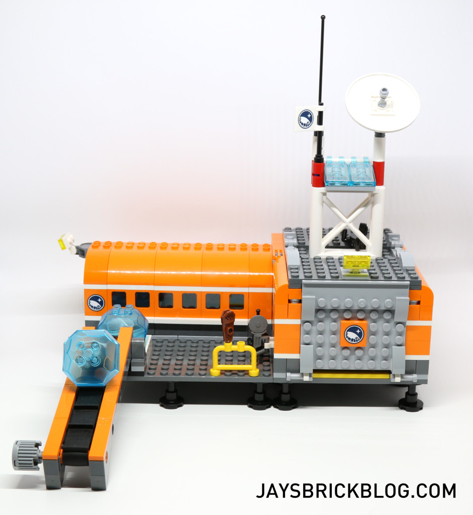 LEGO 60036 Arctic Base Camp - Research Lab