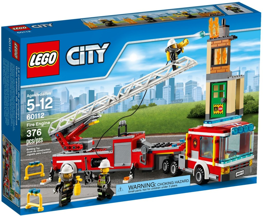 LEGO 60112 Fire Engine