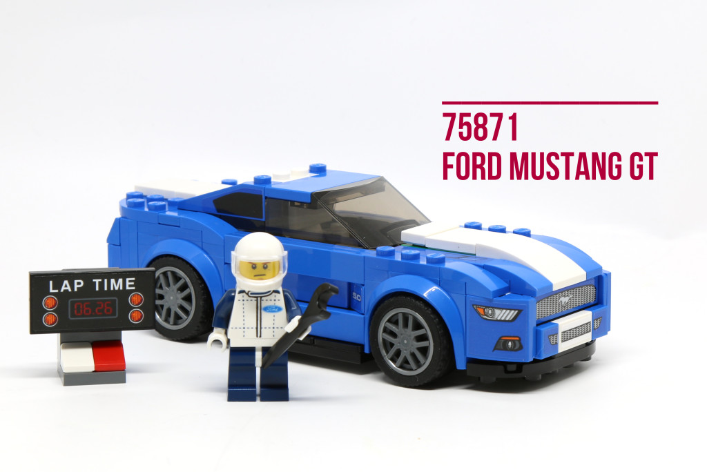 Review: LEGO 75871 Ford Mustang GT