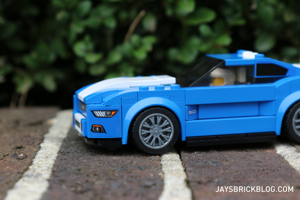 LEGO 75871 Ford Mustang GT - Alterate Rims