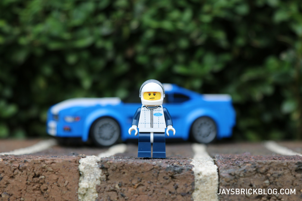 LEGO 75871 Ford Mustang GT - Ford Driver Minifigure