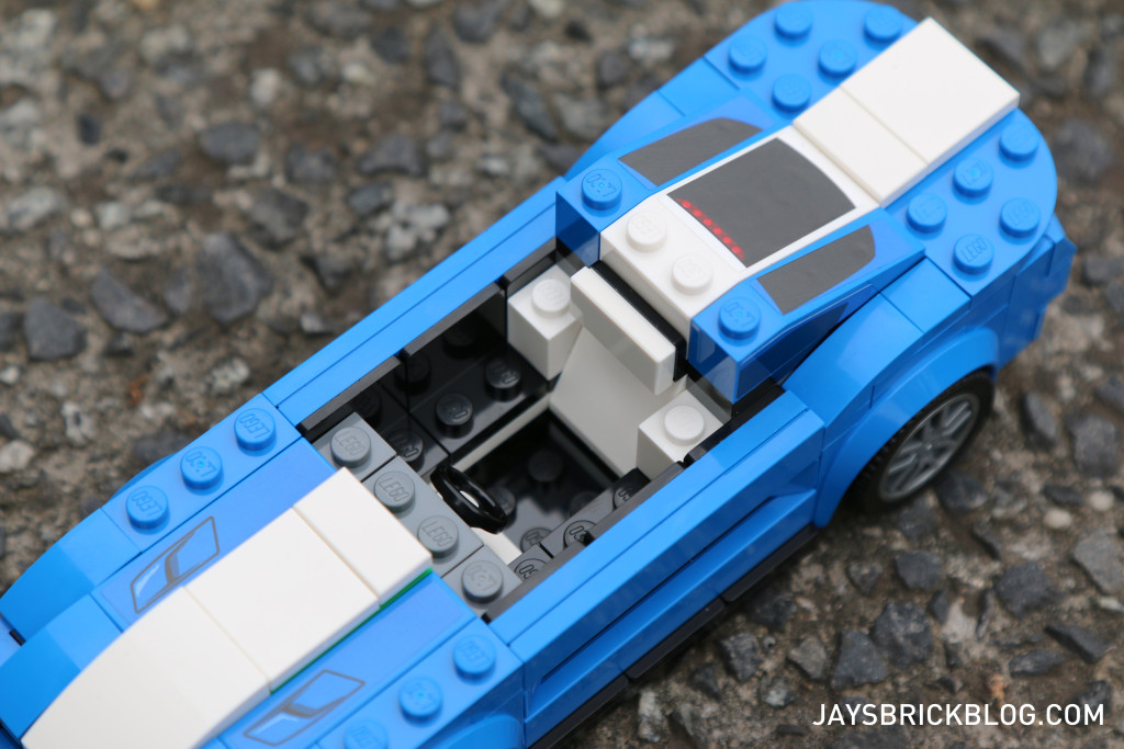 LEGO 75871 Ford Mustang GT - Interiors