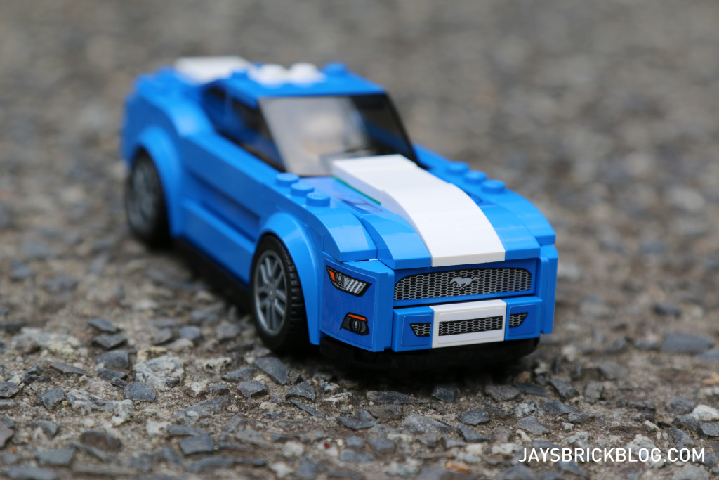 LEGO 75871 Ford Mustang GT - Nose