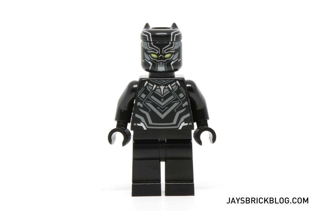 LEGO 76047 Black Panther Pursuit - Black Panther Minifigure