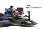 `LEGO 76047 Black Panther Pursuit - Feature Photo