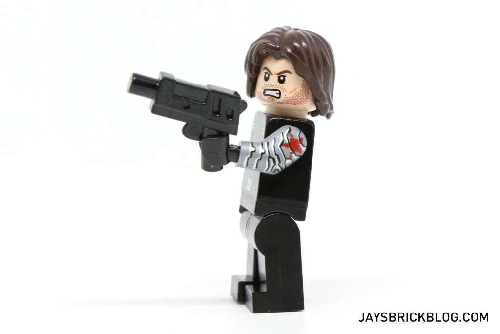 LEGO 76047 Black Panther Pursuit - Winter Soldier Cybernetic Arm