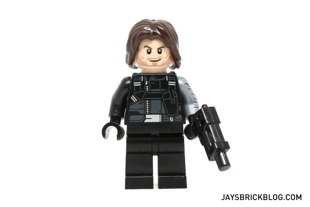 Winter Soldier Minifig