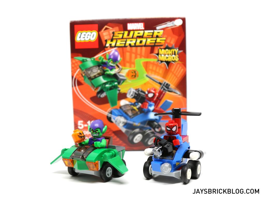 Mighty Micro Spider-Man vs Green Goblin